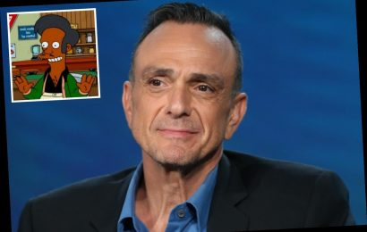 The Simpsons star Hank Azaria QUITS as voice of Apu after race storm but will still voice other characters