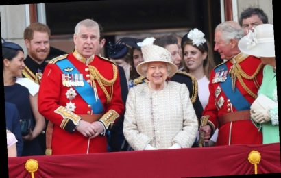 Prince Andrew Has Been Banned From Trooping the Colour
