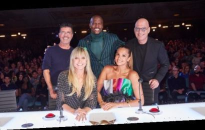 'AGT: The Champions' Recap: Alesha Dixon's Golden Buzzer Act Leaves Her & Heidi Klum In Tears