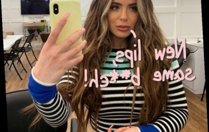 Brielle Biermann Shows Off Dramatic New Look For 2020: No More Lip Fillers!