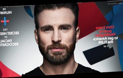 Chris Evans Sleeps 'Like, An Hour a Night' While Working on His New Project, 'A Starting Point'