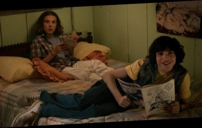 "Finn Wolfhard Is as Excited as We Are About Stranger Things Season 4: ""It Feels Like Home"""