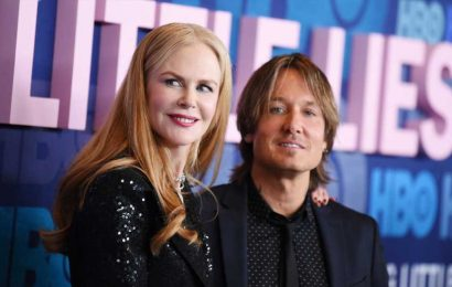 Nicole Kidman & Keith Urban Donate $500,000 to Australian Wildfire Relief
