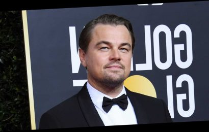 Leonardo DiCaprio Got Dragged at the Golden Globes for Dating for Younger Women