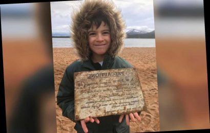 Boy finds WWII grenade with metal detector he got for Christmas