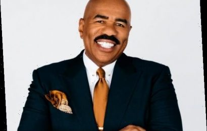 Steve Harvey Will Never Mix Up the Name of This 5-Year-Old Drummer