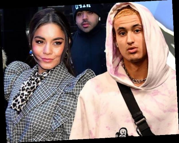 Vanessa Hudgens Is Spotted Out With Lakers Star Kyle Kuzma After Split