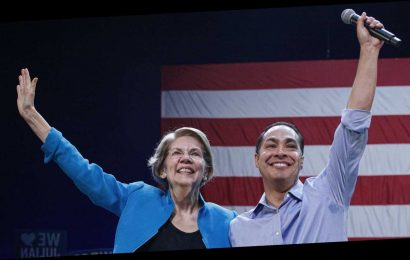 Julián Castro Is Elizabeth Warren's New Hype Man, After Months Of Hearing His Would-Be Supporters Were Voting For Her Instead