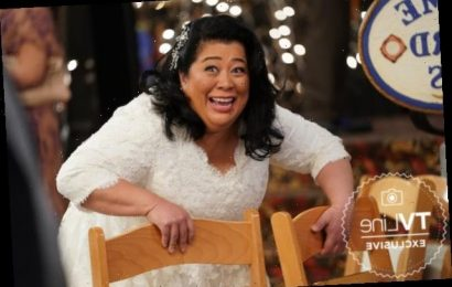 Superstore Cordially Invites You to Sandra's Wedding — First Look
