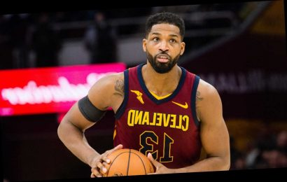 Tristan Thompson Ejected From NBA Game for Slapping Opponent's Behind