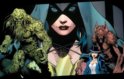 DC's Justice League Dark Movies And TV Shows In Development