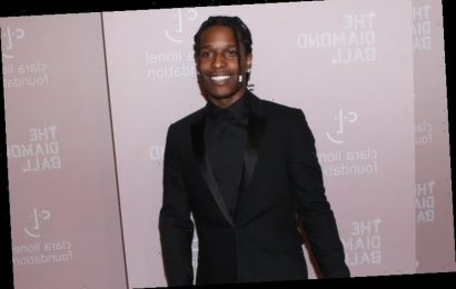 A$AP Rocky Called 'Coward' After Defending Himself for Refusing to Rap About Black Lives Matter