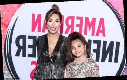 Farrah Abraham on Daughter's Underage Twerking: 'I'm Allowing My Kid to Be a Child'