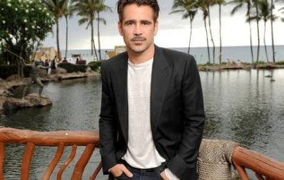 Magic: Colin Farrell 'has card to get free food for two at Abrakebabra'