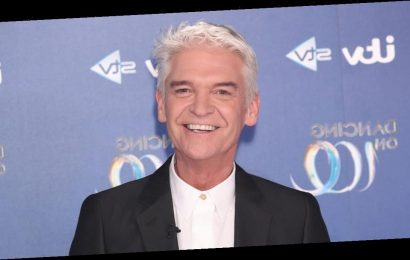 Dancing On Ice 'sends love' to Phillip Schofield after he comes out as gay