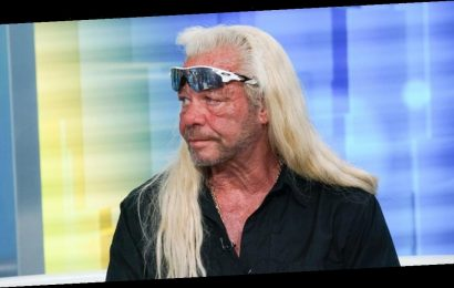 Dog The Bounty Hunter 'no longer living with Moon' after marriage proposal stunt