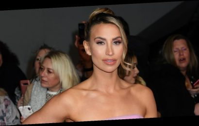 Ferne McCann gushes over new man and says she has 'biggest smile on her face'