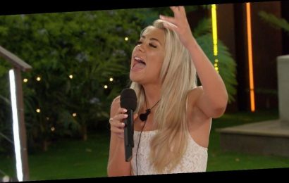 Love Island's Paige Turley wows as she recreates Britain's Got Talent audition