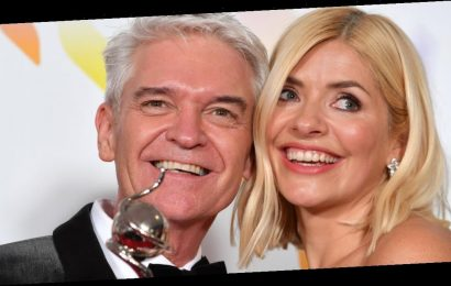 Holly Willoughby breaks silence on Phillip Schofield 'feud' after 'fake' jibe