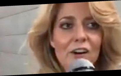 Commuter stuns with incredible cover of hit Shallow, singing 'better than Gaga'