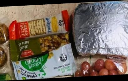 Mum shamed for contents of son's lunchbox as parents say it's 'far too much'