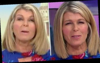 Kate Garraway's appearance distracts Good Morning Britain viewers: 'That was a bad choice'