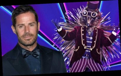 Jamie Redknapp: The Masked Singer's Hedgehog exposed as former footballer?
