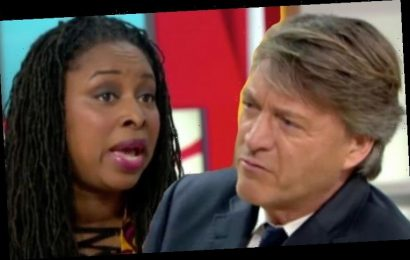 'Voters don't agree' GMB's Richard Madeley slams Dawn Butler over Labour election defeat