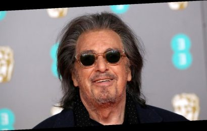 Baftas fans concerned as Al Pacino takes dramatic fall on red carpet
