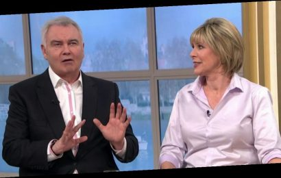 This Morning Eamonn Holmes drops jaws as he makes Ruth Langsford sex confession