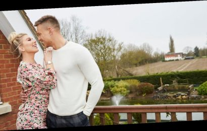 Olivia Buckland first saw dream house 17 years ago as she and Alex Bowen finally show off five-bedroom £1m home