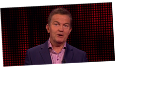 The Chase Bradley Walsh red-faced as he suffers blunder after tense cash builder