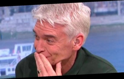 This Morning star Phillip Schofield announces he is gay in emotional statement