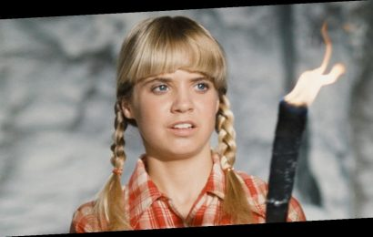 Holly on 'Land Of The Lost' 'Memba Her?!