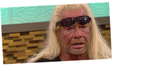 Dog The Bounty Hunter relieved to move fiancée's clothes into late wife's closet