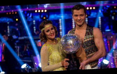 Caroline Flack's heartbreaking spiral into depression after Strictly win