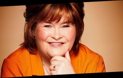 BGT's Susan Boyle's secret date with 'handsome doctor' sparked abduction fears