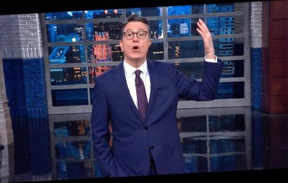 Colbert Gives Senate GOP A Dire Warning Over What Trump Will Do Now