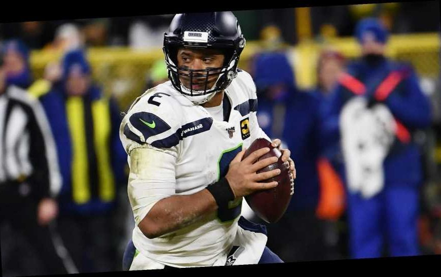 Russell Wilson's Hair Just Had The Busiest 3 Days In History