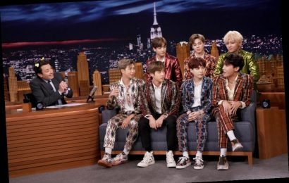 BTS Will Appear on 'The Tonight Show Starring Jimmy Fallon'