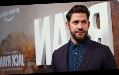 John Krasinski Ran Into Another Superhero While Auditioning for 'Captain America'