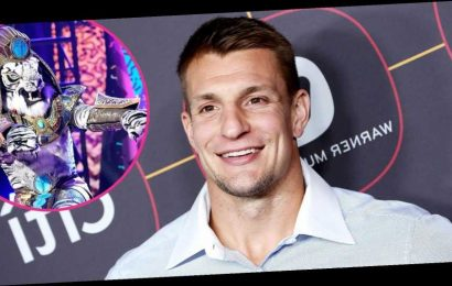 'Masked Singer' Fans Believe Rob Gronkowski Is the White Tiger
