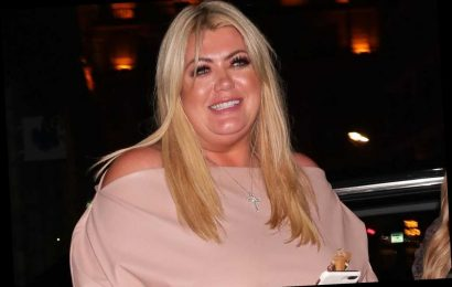 Gemma Collins warns fans not to take their phone into the toilet with them incase it is listening to them – The Sun