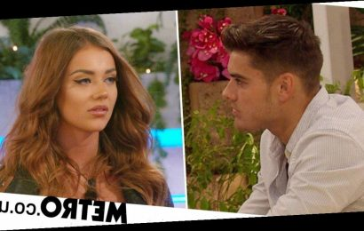 Love Island fans think Natalia used Luke M to get into the villa