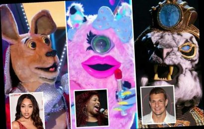 The Masked Singer fans insist Jordyn Woods, Chaka Khan, and Rob Gronkowski are secret performers after season 3 premiere – The Sun