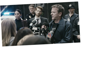 Kiefer Sutherland Is a Stressed-Out Cop in Quibi's First 'The Fugitive' Teaser