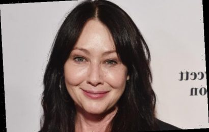 Shannen Doherty Says Breast Cancer Has Returned: 'I'm Stage 4' (Video)
