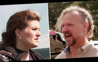 Sister Wives' Kody Yells at Robyn for Taking Meri's Side in Latest Drama
