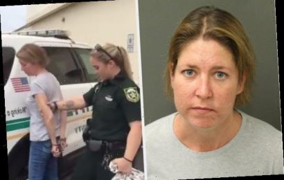 A Florida Woman Allegedly Killed Her Boyfriend By Zipping Him In A Suitcase And Taunting Him