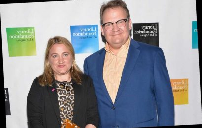 Andy Richter and ex-wife Sarah Thyre settle divorce